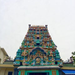 Photo taken at Sri Ruthra Kaliamman Temple by Ted Patrick B. on 5/3/2015