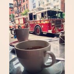 Photo taken at Borgia II Cafe by Scott B. on 8/6/2014