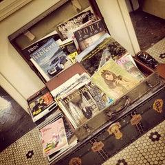 Photo taken at Mojo Barbershop by Scott B. on 10/9/2012
