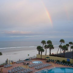 Photo taken at City of Daytona Beach by Denys O. on 10/8/2012