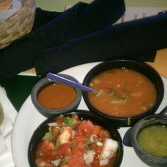 Photo taken at Agave by Katherine G. on 1/25/2012