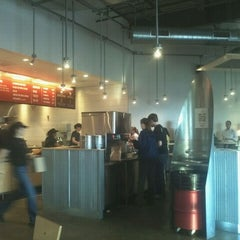 Photo taken at Chipotle Mexican Grill by Allie M. on 8/31/2011
