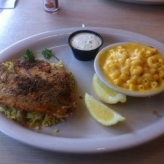 Photo taken at Jim's Restaurant by Samuel O. on 5/22/2012