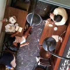 Photo taken at Corner Bakery by Anna J. on 7/30/2012