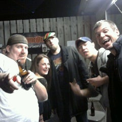 Photo taken at A-Town Bar & Grille by ClydeHyde on 11/20/2011