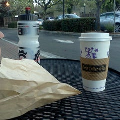 Photo taken at Peet's Coffee & Tea by Ibrahim S. on 2/9/2012