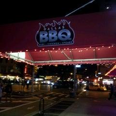 Photo taken at Dallas BBQ by LaToya @. on 10/31/2011