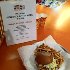 Photo taken at SoHi Grilled Sandwiches by Will L. on 3/15/2011
