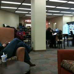Photo taken at AU – Bender Library by Yaniv N. on 1/13/2011