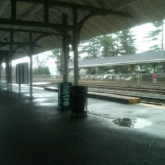 Photo taken at SEPTA Haverford Station by René G. on 12/7/2011