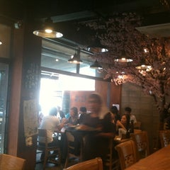 Photo taken at 아비꼬 (あびこ) by Claire, K. on 8/21/2011