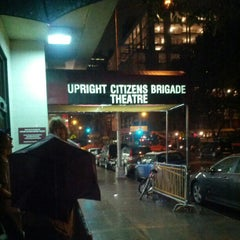Photo taken at Upright Citizens Brigade Theatre by Robbie H. on 7/24/2012