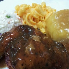 Photo taken at Kenny Rogers Roasters by YatiHamid S. on 9/8/2012