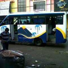 Photo taken at Halte Bus Ketapang by SuDimin on 3/26/2012