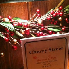 Photo taken at Cherry Street East Cafe by Stephanie M. on 12/17/2011
