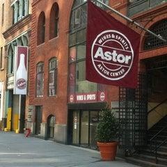Photo taken at Astor Wines & Spirits by STEVE M. on 5/3/2011