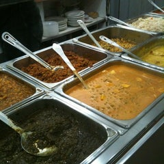 Photo taken at Shadman Restaurant by Amy J. on 12/4/2011