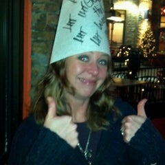 Photo taken at Dick's Last Resort by Lindsay B. on 1/17/2012