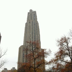 Photo taken at University of Pittsburgh by Todd C. on 11/21/2011
