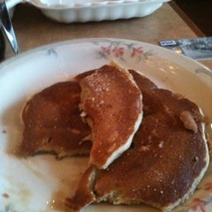 Photo taken at Family Pancake House by Wes W. on 1/4/2011