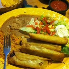 Photo taken at El Meson Restaurante Mexicano by Meghan L. on 6/15/2012