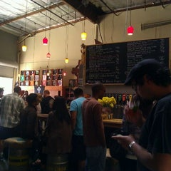 Photo taken at Port Brewing Co / The Lost Abbey by Denise A. on 9/24/2011