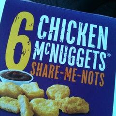 Photo taken at McDonald's by Nanci M. on 9/1/2011