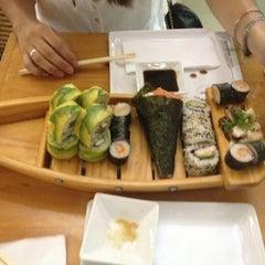 Photo taken at Sushihana by franco s. on 3/18/2012