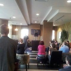 Photo taken at Clayton Hotel by Elio Assuncao D. on 7/9/2012