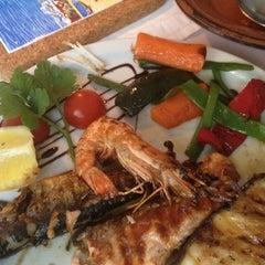 Photo taken at Churrascaria O Frango by Melanie S. on 4/20/2012