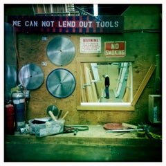Photo taken at Discount Builders Supply by Doc P. on 3/24/2012