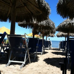 Photo taken at Blue Chairs Beach Resort Hotel by José J. on 6/19/2012
