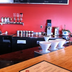 Photo taken at SteamDot Espresso & Coffee Lab by Kayla G. on 4/24/2011