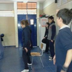 Photo taken at Colegio Altazor by Javiera P. on 8/6/2012