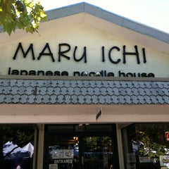 Photo taken at Maru Ichi Japanese Noodle House by Bryan H. on 9/10/2012