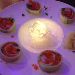 Photo taken at Iron Chef Japanese Cuisine by Devon Y. on 3/12/2012