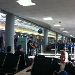 Photo taken at Concourse B - Richmond International Airport by Michael C. on 5/22/2011