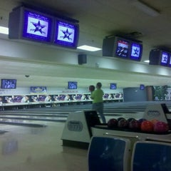 Photo taken at Hermitage Lanes by Jason M. on 9/24/2011