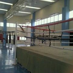 Photo taken at Centro de Educação Física Almirante Adalberto Nunes (CEFAN) by Antony S. on 11/14/2011