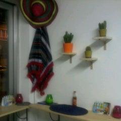 Photo taken at Wrap Up Burritobar by Van K. on 1/4/2012