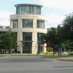 Photo taken at Tarrant County College (Trinity River Campus) by Camille H. on 7/16/2012