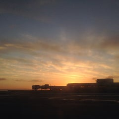Photo taken at Gate 78A by Nate H. on 2/14/2012