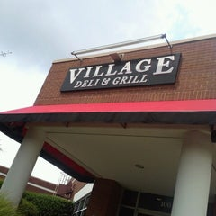 Photo taken at Village Deli by Shelley H. on 8/21/2012
