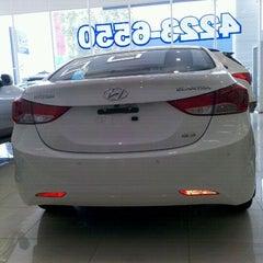 Photo taken at Hyundai Caoa by Adriana T. on 1/31/2012