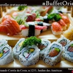 Photo taken at Marollo Restaurante by Marollo R. on 5/23/2012