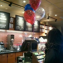 Photo taken at Starbucks by Rich M. on 1/22/2012
