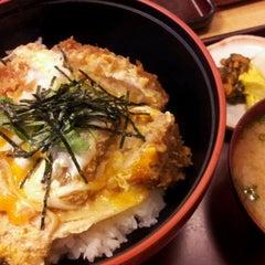 Photo taken at かつむら by Toshiz H. on 2/3/2012