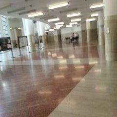 Photo taken at Tribunale di Padova by Riccardo F. on 8/8/2012