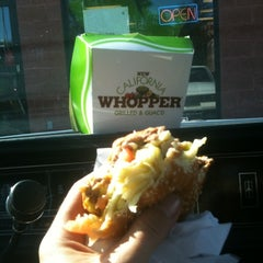 Photo taken at Burger King® by Andrew N. on 8/22/2011