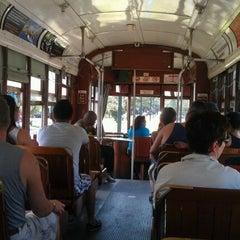 Photo taken at St. Charles Streetcar by Jake B. on 9/26/2011